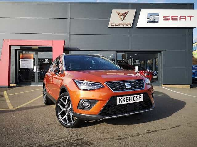 SEAT Arona 1.0 TSI (115ps) XCELLENCE Lux SUV